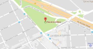 plaza de los astilleros predio Almagro
