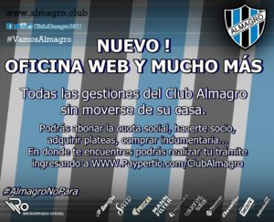 OFICINA WEB PLATAFORMA SOCIOS