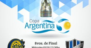 banner copa argentina con central