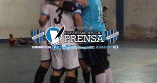 FUTSAL AFA: Almagro empató con Colegiales de visitante.