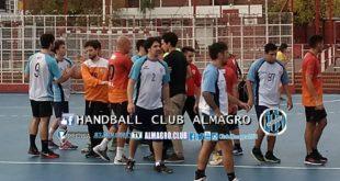 HANDBALL MASCULINO: ALMAGRO – GUADALUPE
