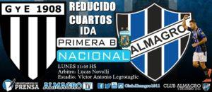 Banner Gimnasia - Almagro