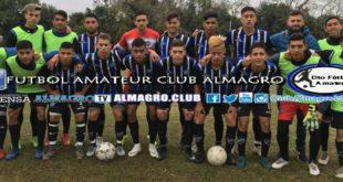 Fútbol Amateur: JUVENILES B NACIONAL