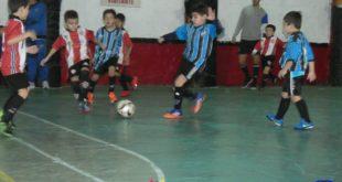 FUTBOL AMATEUR: Jornada del fútbol infantil de FEFI