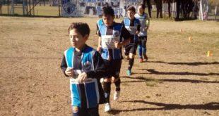 Fútbol Amateur: Almagro se midió en el clásico frente a Estudiantes