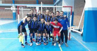 Futsal AFA: Triunfo de Almagro