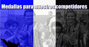 Taekwondo Almagro: Medallas para nuestros competidores