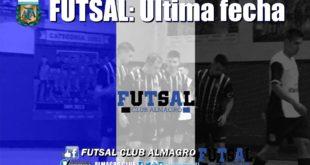 Futsal AFA: Última fecha