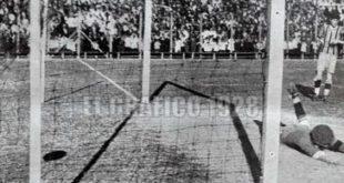 1928 BOCA - ALMAGRO tapa