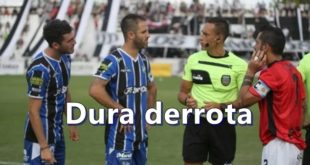 DURA DERROTA