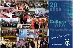 cultura 20 anos