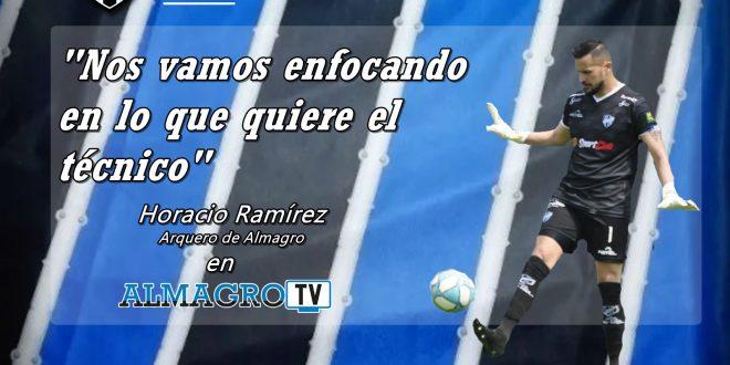 Horacio Ramirez entrevista