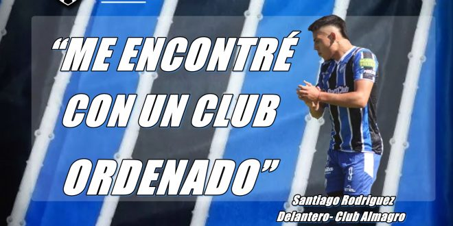 Santiago Rodríguez nota 1