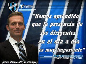 Julian Romeo en Almagro TV 3