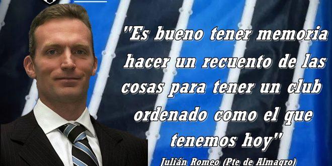 Julian Romeo en Almagro TV