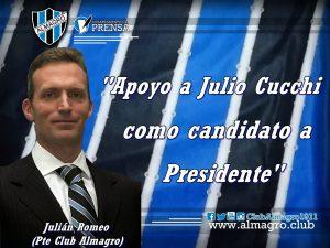 Julian Romeo en Almagro TV 9