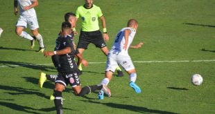 Derrota ante Barracas